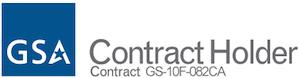 GSA Contract Holder GS-10F-082CA